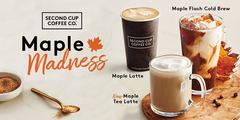 Maple Madness is back again for a Limited Time