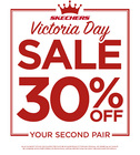 SKECHERS VICTORIA DAY SALE