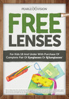 Free lenses for youth 18 and under!!