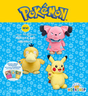 Calling All Pokémon Trainers! Make Your Own Psyduck and Snubbull!