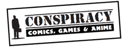 Conspiracy Comics, Games & Anime - CURBSIDE & IN-M