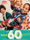 Up to 60% off Everything (Wed 12/11 – Tues 12/17)