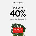Nordstrom Summer Sale