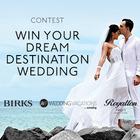 Birks Win Your Dream Destination Wedding Contest
