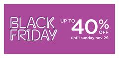 Plenty Black Friday Sale: Up to 40% Off Until Sunday!