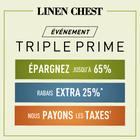 Événement triple prime