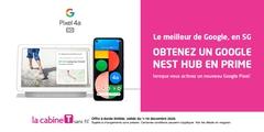 Obtenez un Google Nest Hub EN PRIME