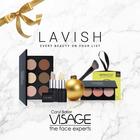 Caryl Baker Visage: Holiday 2017 –LAVISH