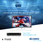 TiVo PVR. Now available in 4K.