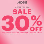 It's time to save at Ardene!