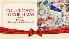 Lindt Countdown to Christmas Event