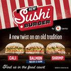 Sushi Burger by Bento
