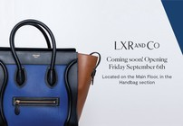 LXR and Co. Coming soon!