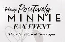 Positively Minnie Fan Event