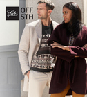 Shop the Saks OFF 5TH Annual Cold Weather Event!