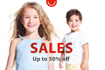CLEARANCE SALES : up to 50% off*
