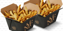 CAA Members Save 10% at New York Fries