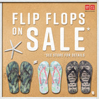 MINISO Flip Flops Sale