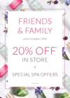 Caudalie Friends and Family!
