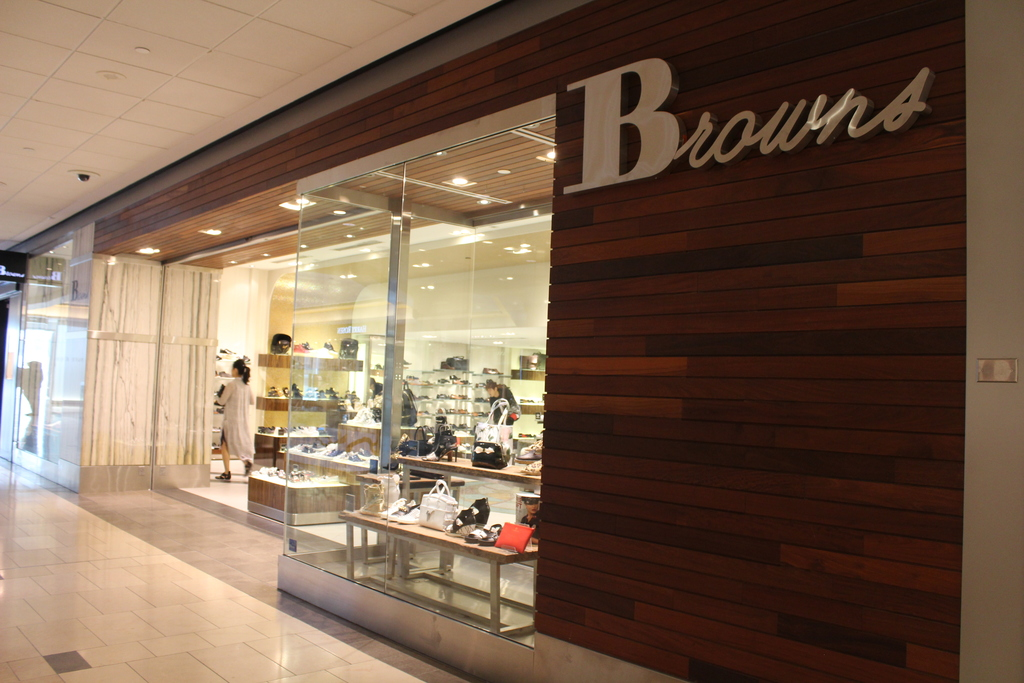 Browns Shoes