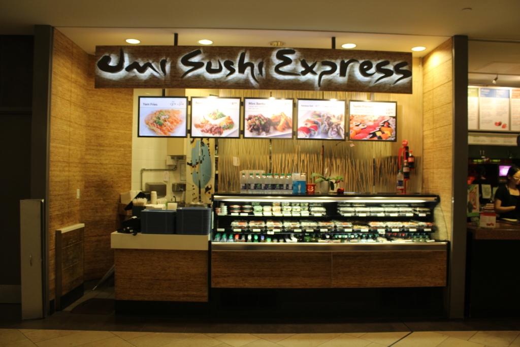 UMI Sushi Express - Under Renovations