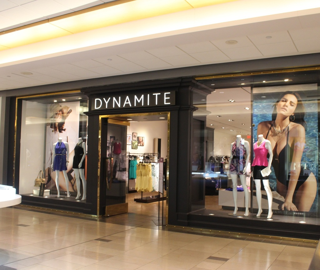 Dynamite Clothing Store Dresses Canada