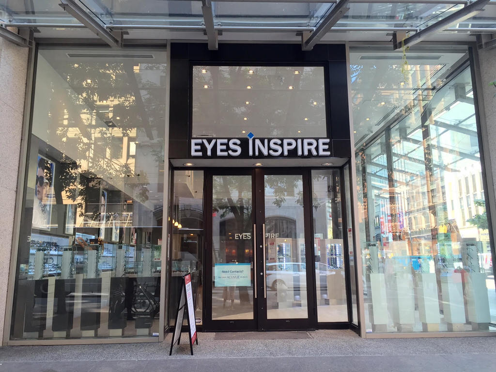 Eyes Inspire Eyewear - Pender St. access only