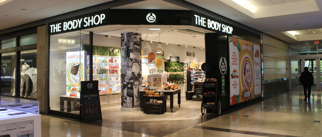 Body Shop, The | Vancouver | CF Pacific Centre