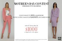 Mother's Day Contest ! // Concours Fête des mères