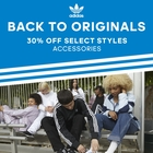 BACK TO ORIGINALS | 30% OFF SELECT STYLES