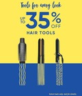 Up to 35% off Hair Tools