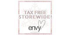 Tax Free Weekend at envy!