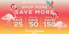 Shop More Save More!