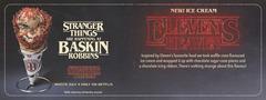STRANGER THINGS AT BASKIN ROBBINS