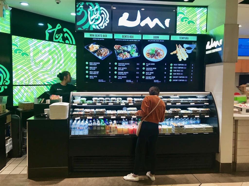 UMI Sushi Express