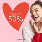 Le solde de juin de Bijoux Pandora, c'est excitant!