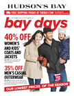 Bay Days  October 18 to October 24
