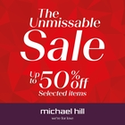 Michael Hill Unmissable Sale