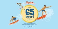 Get a $65 Award