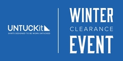 UNTUCKit's Winter Clearance Event—ON NOW