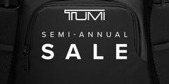 TUMI Semi-Annual Sale