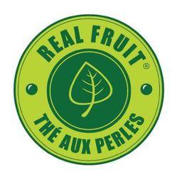 Real Fruit thé aux perles