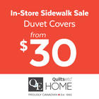 Check out our exclusive in-store Side Walk Sale!
