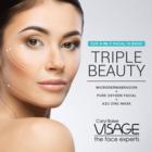 Caryl Baker Visage: Triple Beauty FLASH SALE