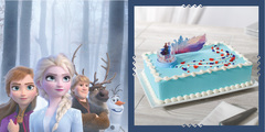 A Cake Worth Melting For - Only at Baskin-Robbins!