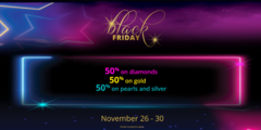 Black Friday Sales at Doucet Latendresse!