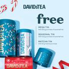 Free tin with tea purchase