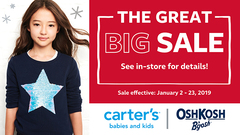 The Great Big Sale