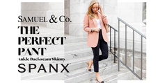 SPANX! The Perfect Pant!