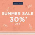 Summer Sale : Up to 30 % Off